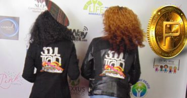 The Soul Train Dancers performed at the eZWay Pay Prosperity Coin Launch Event.